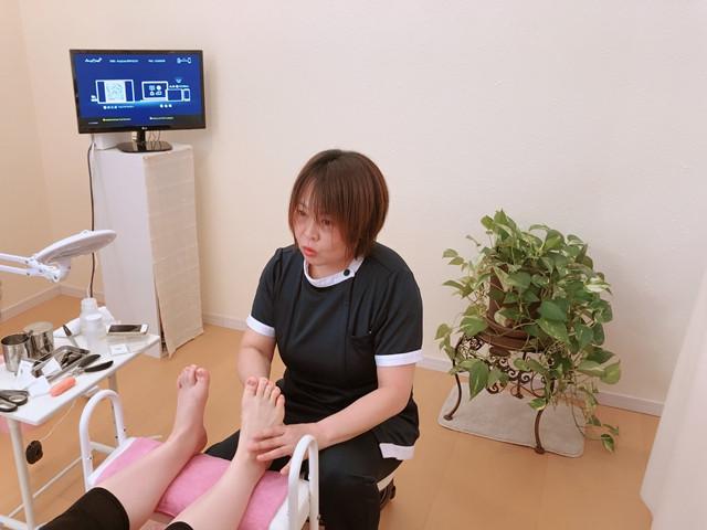(3)巻き爪再発を防ぎます